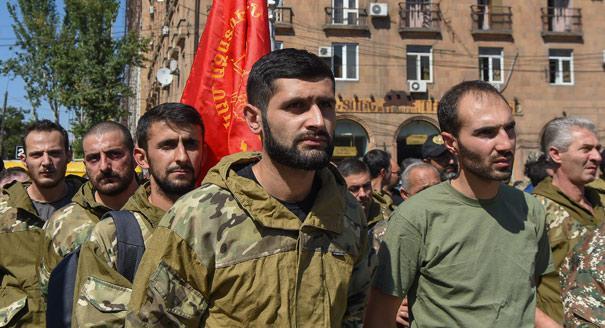 از جنگ در قرهباغ تا حضور اردوغان در میدانهای مین روسی