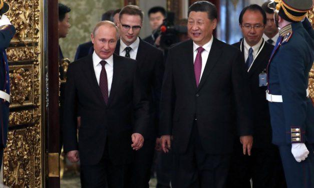 دوستان چین در شرایط رقابت سنگین با آمریکا