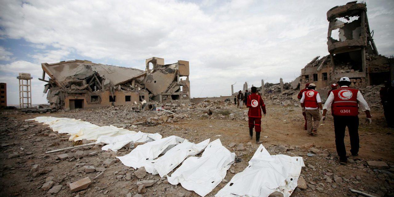 Dimensions of Saudi Arabia's war crimes and crimes against humanity in Yemen