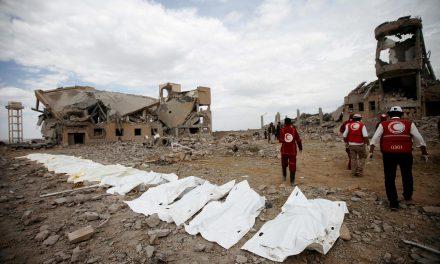 ابعاد جنایات جنگی و ضد انسانی عربستان در یمن