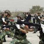 پیمانکاران امنیتی چین در آفریقا