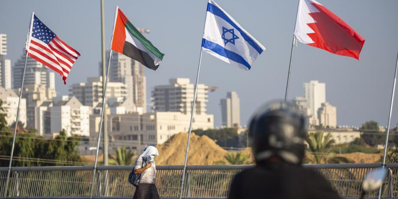 Impact of Normalization Agreement on Palestine Question