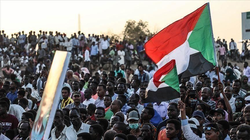 Public Protests in Sudan over Possible Normalization of Ties with Zionist Regime