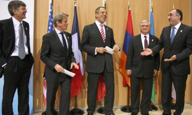 Inefficiency of the Minsk Group; necessity of incorporating a regional mechanism for the settlement of Karabakh dispute