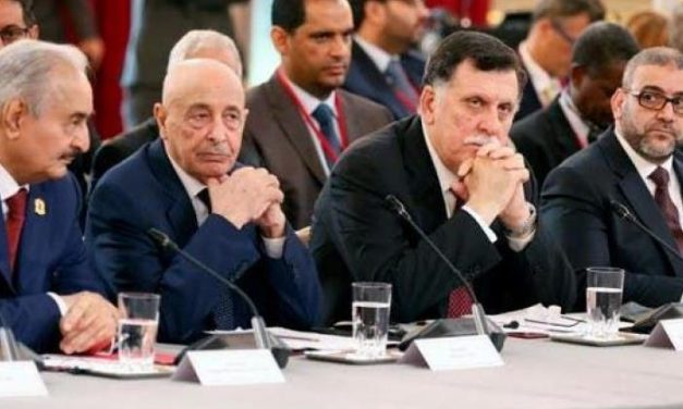 Libya eyeing lengthy and difficult negotiations