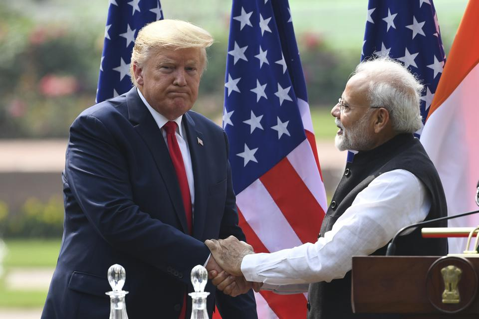 نگاه متفاوت هند به ترامپ و بایدن