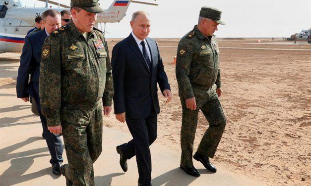 اهداف برگزاری رزمایش قفقاز 2020
