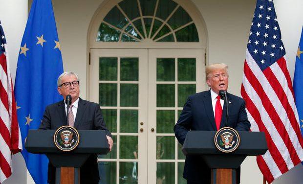 چشمانداز روابط تجاری اروپا – آمریکا