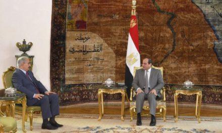 اهداف مصر در مدیترانه