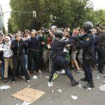 چشمانداز بروز ناآرامی و خشونت پس از انتخابات آمریکا