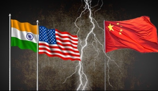 India's Position and Role in US-China Confrontation