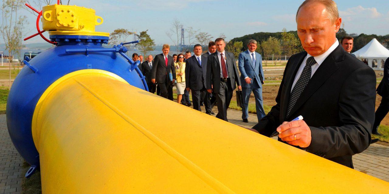 خط لوله نورد استریم 2، سلاح راهبردی روسیه علیه اروپا