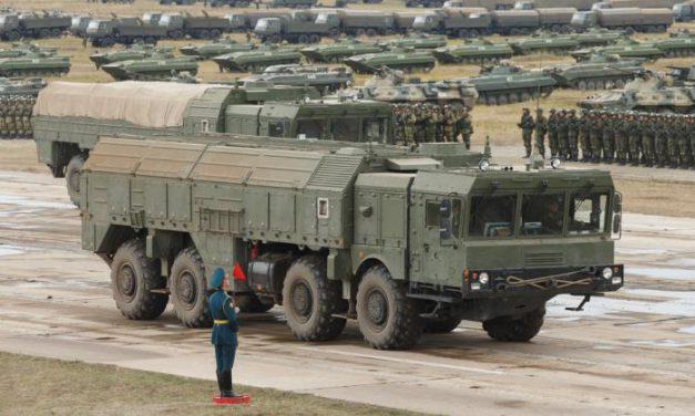 تمرکز دکترین هستهای روسیه بر تهدیدات غرب