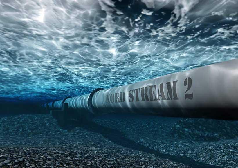 موانع اروپا و آمریکا برای توقف خط لوله نورد استریم 2