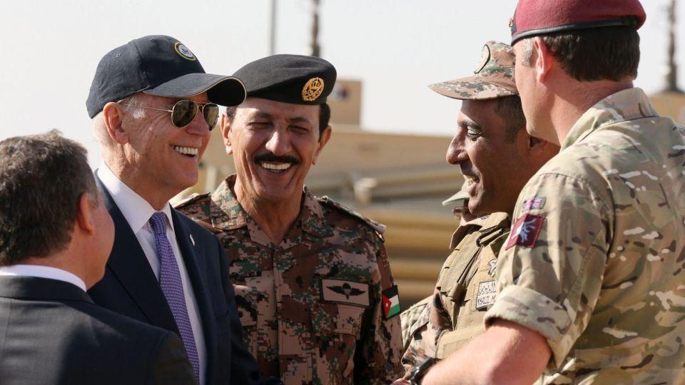 بازنگری بایدن در سیاست خاورمیانهای ترامپ