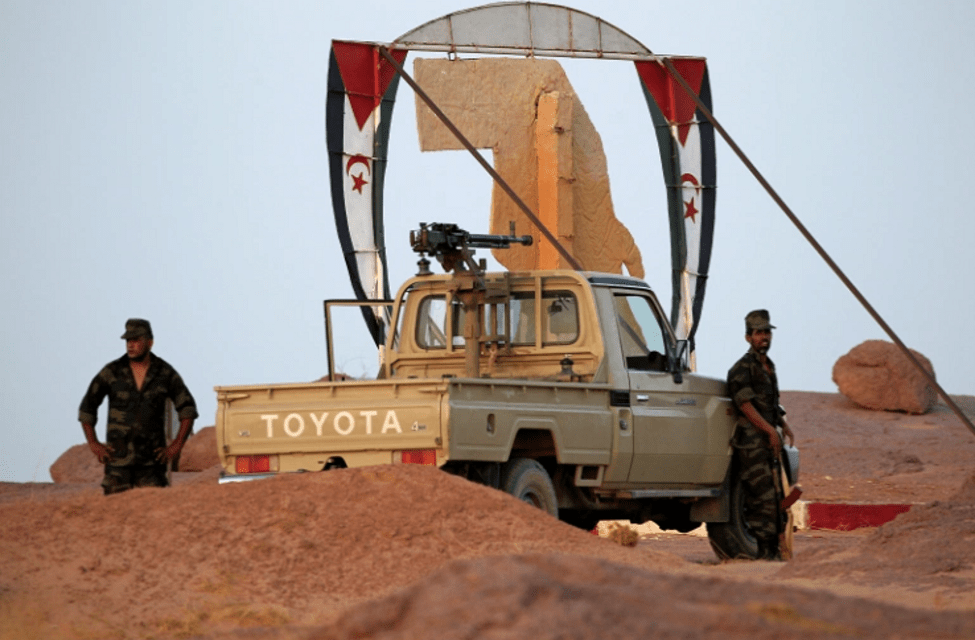 The role of UAE in the tension between Morocco and the Western Sahara