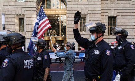 سناریوهای آشوب پس از انتخابات آمریکا