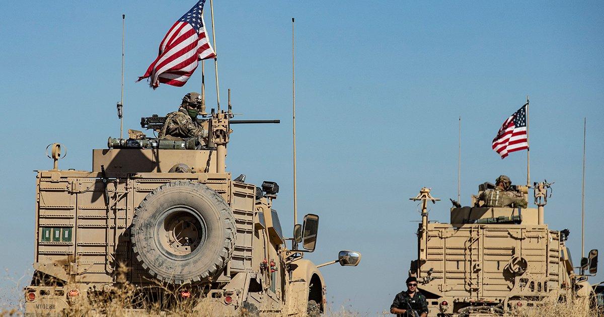 راهبرد کاهش حضور نظامی آمریکا در خاورمیانه