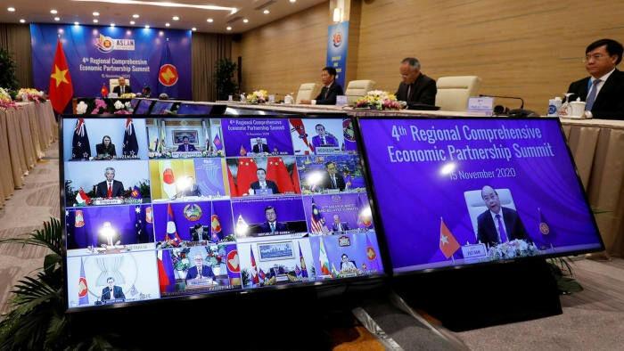 توافق 15 کشور آسیایی؛ نوید افول اقتصاد جهانی دلار محور