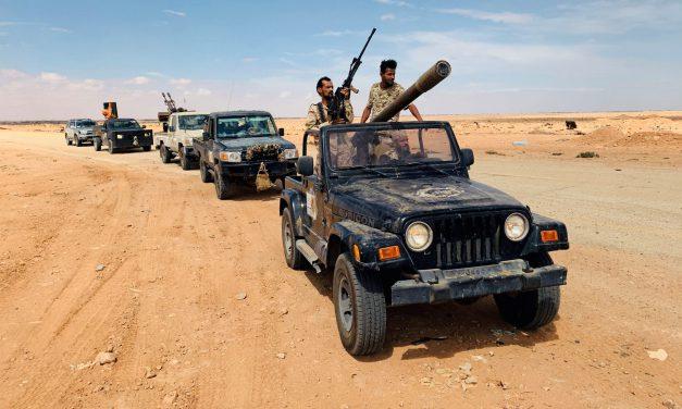 پایگاههای خارجی و موانع توافق آتشبس لیبی