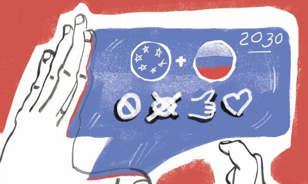 سناریوهای روابط اتحادیه اروپا – روسیه در 2030