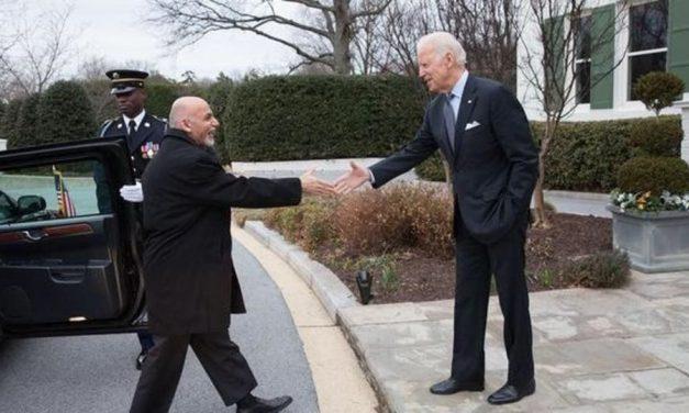 رویکرد جو بایدن در قبال روند صلح افغانستان