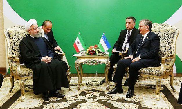 Obstacles and capacities of strengthening relations between Iran and Uzbekistan