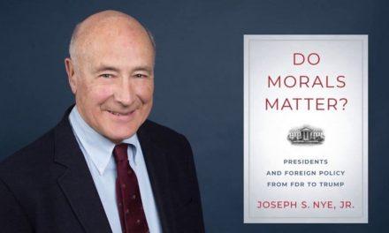 نگاهی به کتاب «آیا اخلاق مهم است؟ سیاست خارجی روسای جمهور آمریکا از روزولت تا ترامپ»