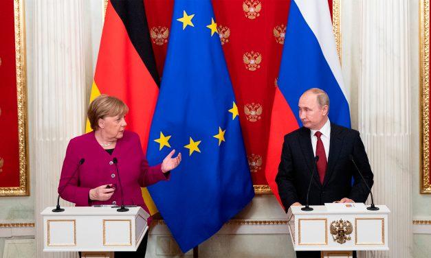 روسیه – آلمان: بحران اعتماد سیاسی، عاملی در روابط نامتقارن