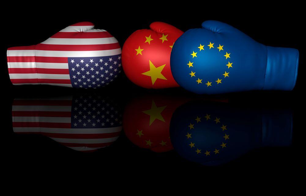 مناسبات اروپا و چین تحتالشعاع روابط پکن – واشنگتن