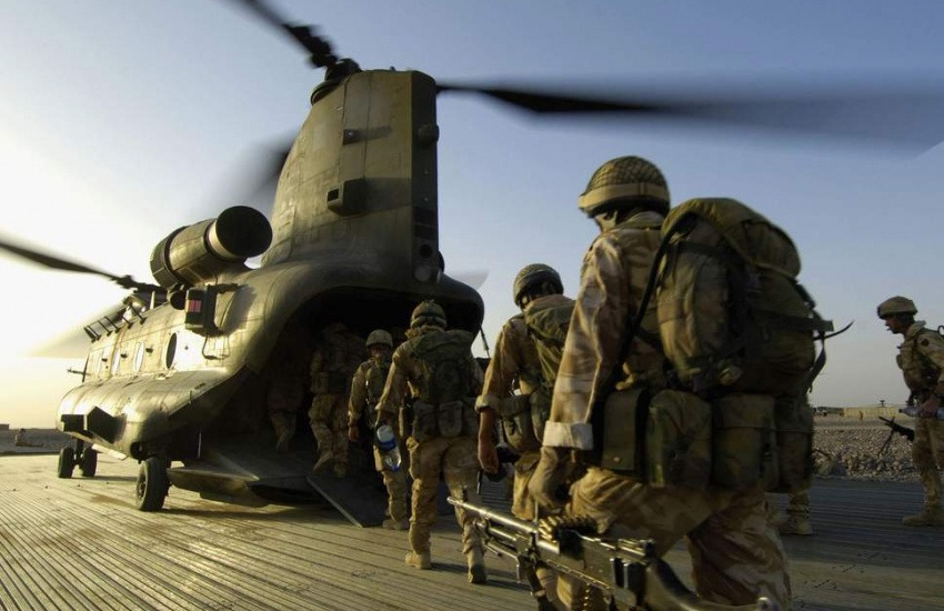 Implications of US Withdrawal from Iraq and Afghanistan