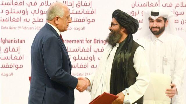 رسانه ها؛ مذاکرات صلح افغانستان در ایستگاه پایانی و…