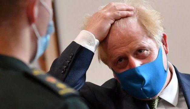 رسانه ها ؛ بریتانیا درگیر ویروس جدید کرونا و برگزیت و…