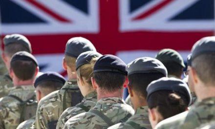 تقویت توان نظامی دریایی و هوایی، راهبرد پسابرگزیت بریتانیا