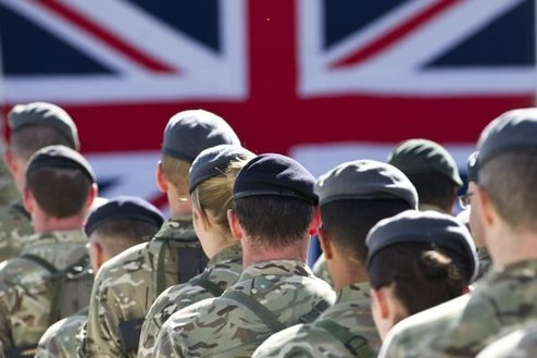 Strengthening Marine, Air Power, Britain's Post-Brexit Strategy