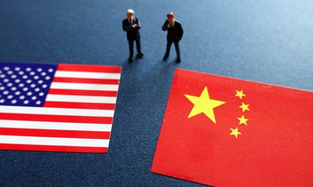 چالشهای روابط چین-آمریکا در سال 2020