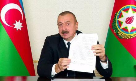 ابعاد مخالفتهای داخلی در جمهوری آذربایجان با توافقنامه آتشبس