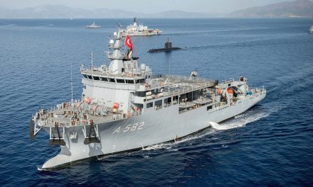 فرصت جدید برای حل بحران شرق مدیترانه؟