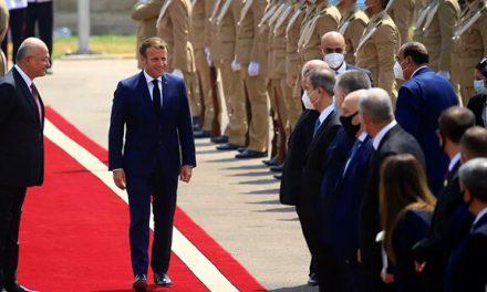 تلاش فرانسه برای بازیابی نقشی استعماری در لبنان