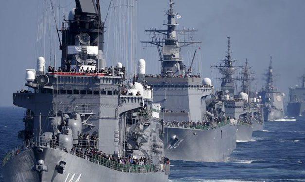 رسانهها: رزمایش ژاپن، فرانسه و آمریکا با هدف مقابله با چین و…