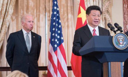 رویکرد بایدن در قبال چین