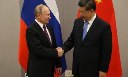 مشارکت راهبردی مسکو و پکن نتیجه دشمنی مشترک آمریکا