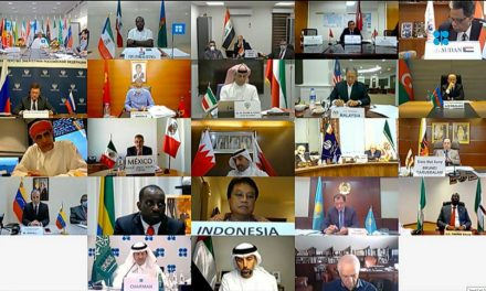 Stark differences in the OPEC Plus meeting