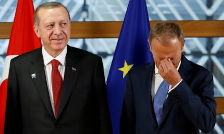Mutual Turkey-EU Feeling; Too Close, Too Far