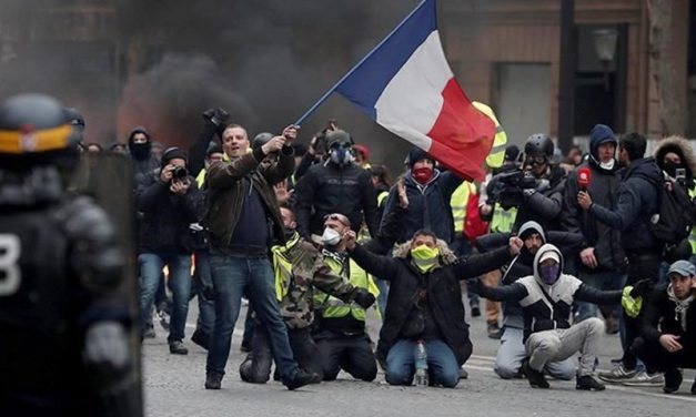 Consequences of Continued Protests for France and Europe