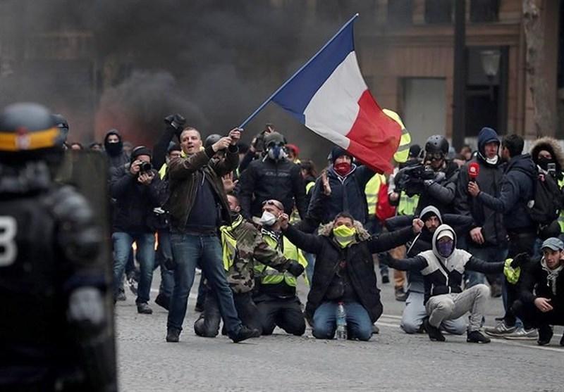 تبعات داخلی و اروپایی تداوم اعتراضات در فرانسه