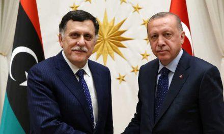 انگیزه و ابعاد حضور ترکیه در لیبی