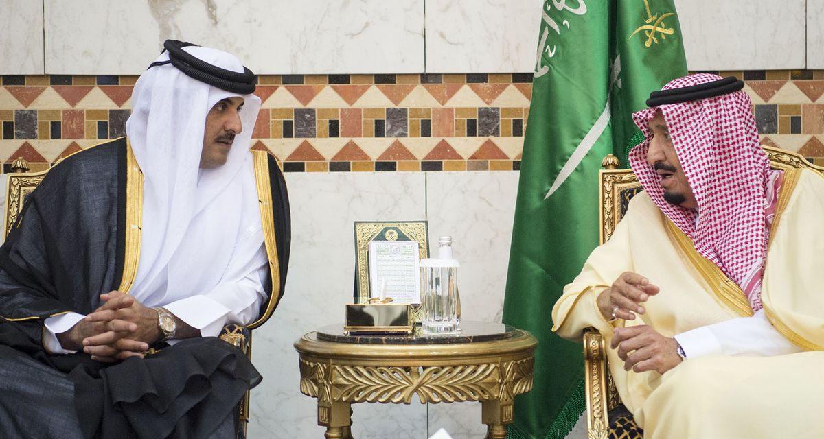 تلاش عربستان برای کاهش تنش در منطقه و ضرورت هوشیاری قطر