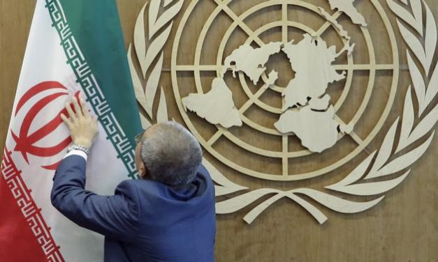 Threat of Suspending Iran's Voting Right; Blatant Disregard of UN Charter