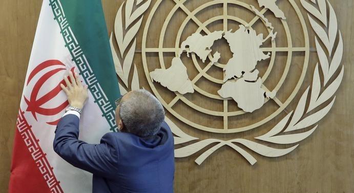 Threat of Suspending Iran's Voting Right; Blatant Disregard of UN Charter